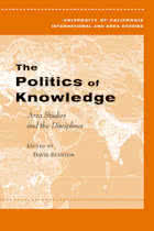 9780520245365-The-Politics-of-Knowledge