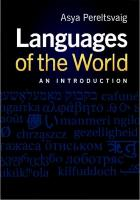 9780521175777-Languages-Of-The-World