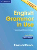 9780521189088-English-Grammar-in-Use-without-Answers