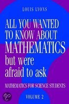 9780521436014-All-You-Wanted-to-Know-about-Mathematics-But-Were-Afraid-to-Ask-Volume-2