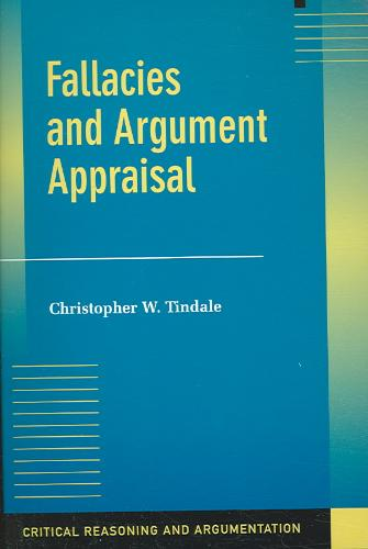 9780521603065-Fallacies-and-Argument-Appraisal