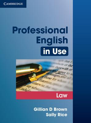 9780521685429-Professional-English-In-Use-Law