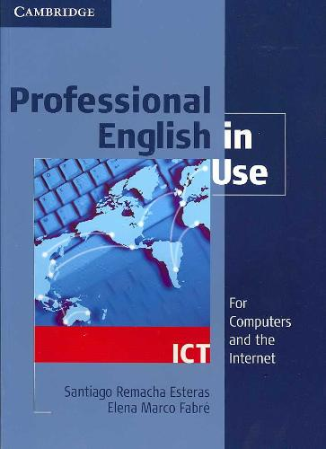 9780521685436-Professional-English-in-Use-ICT