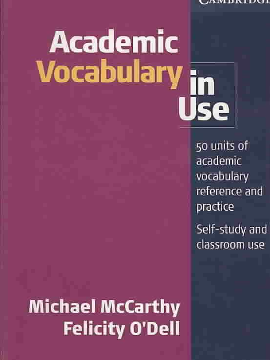 9780521689397-Academic-Vocabulary-in-Use-with-Answers