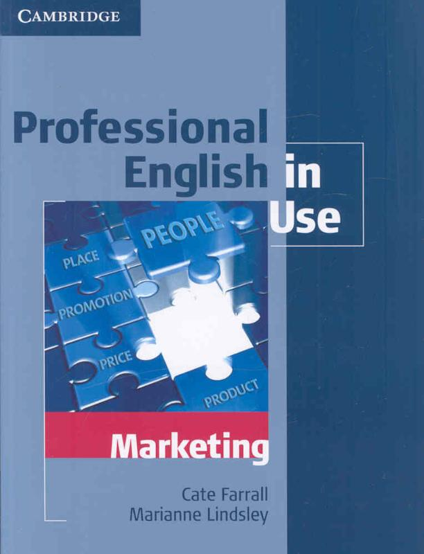 9780521702690-Professional-English-in-Use-Marketing-with-Answers