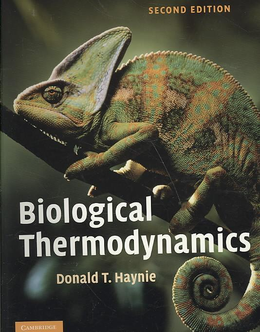 9780521711340-Studyguide-for-Biological-Thermodynamics-by-Haynie-Donald-ISBN-9780521711340