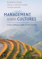 9780521734974-Management-Across-Cultures