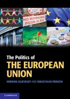 9780521740111-The-Politics-of-the-European-Union