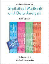9780534251222-An-Introduction-To-Statistical-Methods-And-Data-Analysis