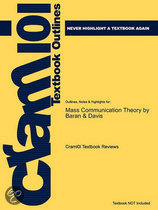 9780534561635-Studyguide-for-Mass-Communication-Theory-by-Davis-Baran--ISBN-9780534561635