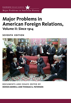 9780547218236-Major-Problems-in-American-Foreign-Relations