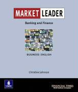 9780582328433-Market-LeaderBusiness-English-With-The-Financial-Times-In-Banking--Finance