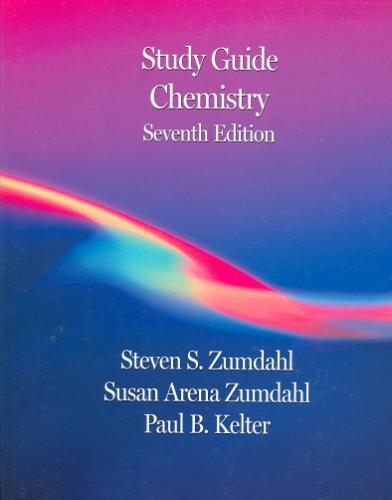 9780618528493-Study-Guide-for-ZumdahlZumdahls-Chemistry-7th