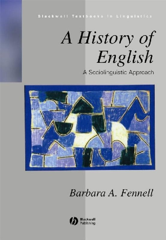 A History of English