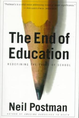 9780679750314-The-End-of-Education