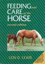 9780683049671-Feeding-And-Care-Of-The-Horse