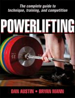 Complete Guide to Powerlifting