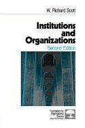 9780761920014-Institutions-and-Organizations