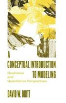 9780805819380-A-Conceptual-Introduction-To-Modeling