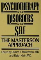 9780876305331-Psychotherapy-of-the-Disorders-of-the-Self