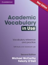 Academic Vocabulary in Use Edition with Answers