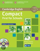 9781107603981-Compact-First-for-Schools-Workbook-without-Answers-with-Audio-CD