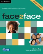 9781107609556-Face2face-Intermediate-Workbook-without-Key