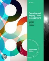Sourcing And Supply Chain Management