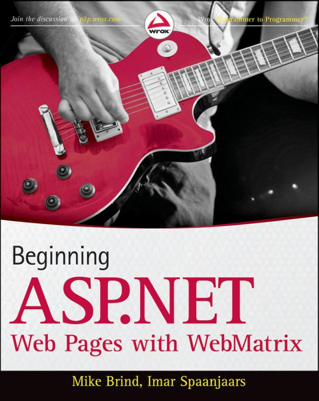 9781118050484-Beginning-Asp.Net-Web-Pages-With-Webmatrix