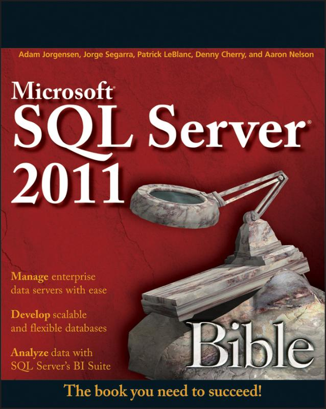 9781118106877-Microsoft-SQL-Server-2011-Bible