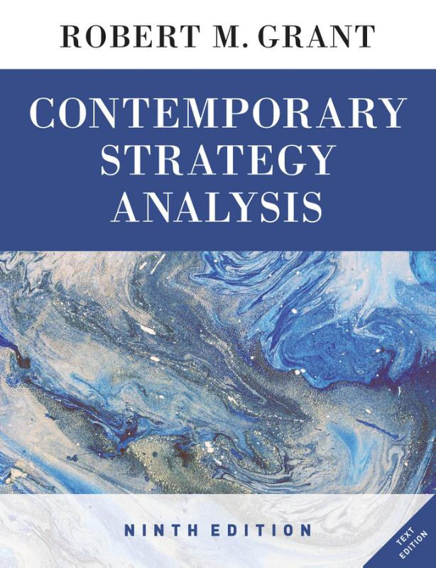 9781119120834-Contemporary-Strategy-Analysis