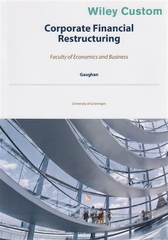 Corporate Financial Restructuring