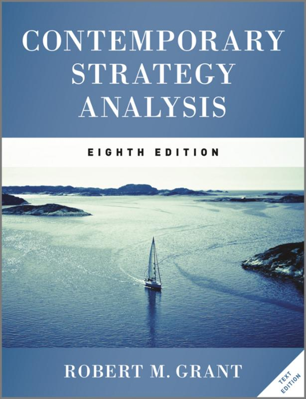 9781119941880-Contemporary-Strategy-Analysis-Text-Only