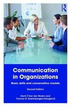 Communication in Organizations: Basic Skills and Conversation Models