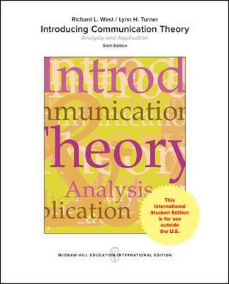 ISE Introducing Communication Theory