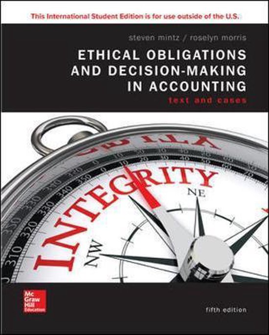 9781260565454-ISE-Ethical-Obligations-and-Decision-Making-in-Accounting-Text-and-Cases