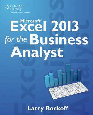 9781285778884-Microsoft-Excel-2013-for-the-Business-Analyst