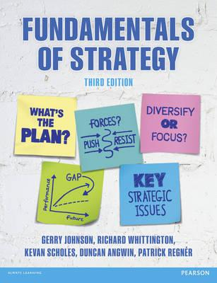 9781292017303-Fundamentals-of-Strategy-Pack