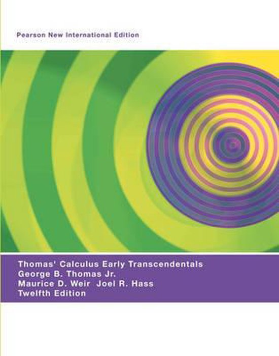 9781292021232-Thomas-Calculus-Early-Transcendentals-Pearson--International-Edition