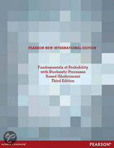 Fundamentals of Probability, with Stochastic Processes: Pearson  International Edition