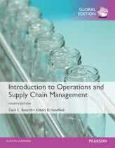 Introduction to Operations and Supply Chain Management
