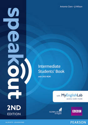 Speakout intermediate student's book (+ dvd