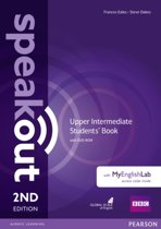 9781292116006-Speakout-Upper-Intermediate-and-MyEnglishLab-Access-Code-Pack