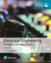 Electrical Engineering: Principles&Applications, Global Edition
