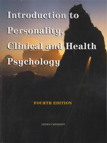Introduction to personality, clinical and health psychology