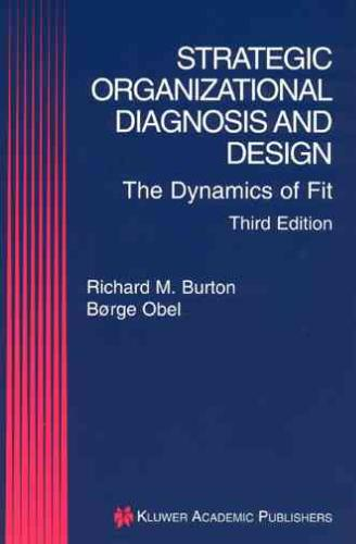 9781402076855-Strategic-Organizational-Diagnosis-and-Design