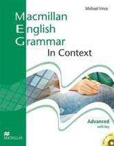 9781405070546-Macmillan-English-Grammar-In-Context---Advanced-with-Key-and-CD-ROM