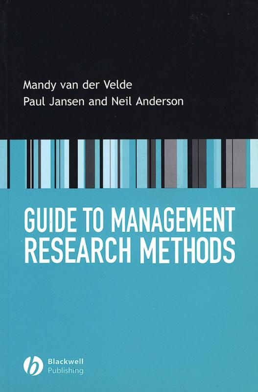 9781405115124-Guide-to-Management-Research-Methods