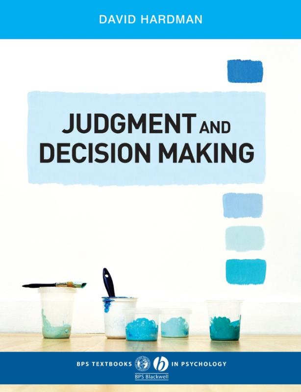 9781405123983-Judgment-and-Decision-Making