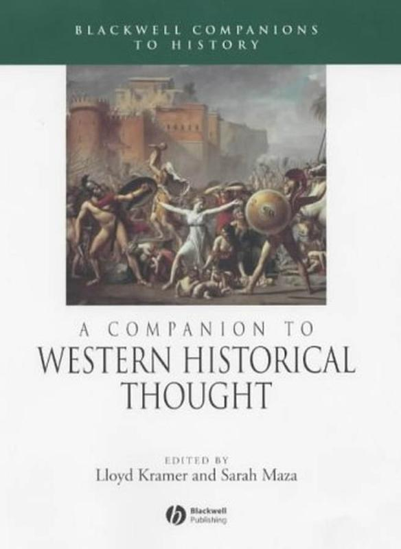 9781405149617-A-Companion-To-Western-Historical-Thought